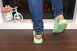 Босоножки женские зеленые Б328, фото 5