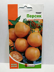 """Насіння томатів Персик 0,1 г ТМ""""Яскрава"""""""