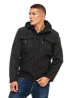 Демисезонная мужская куртка весна осень модная размер 48-56