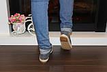 Балетки джинсовые черные Т386, фото 9