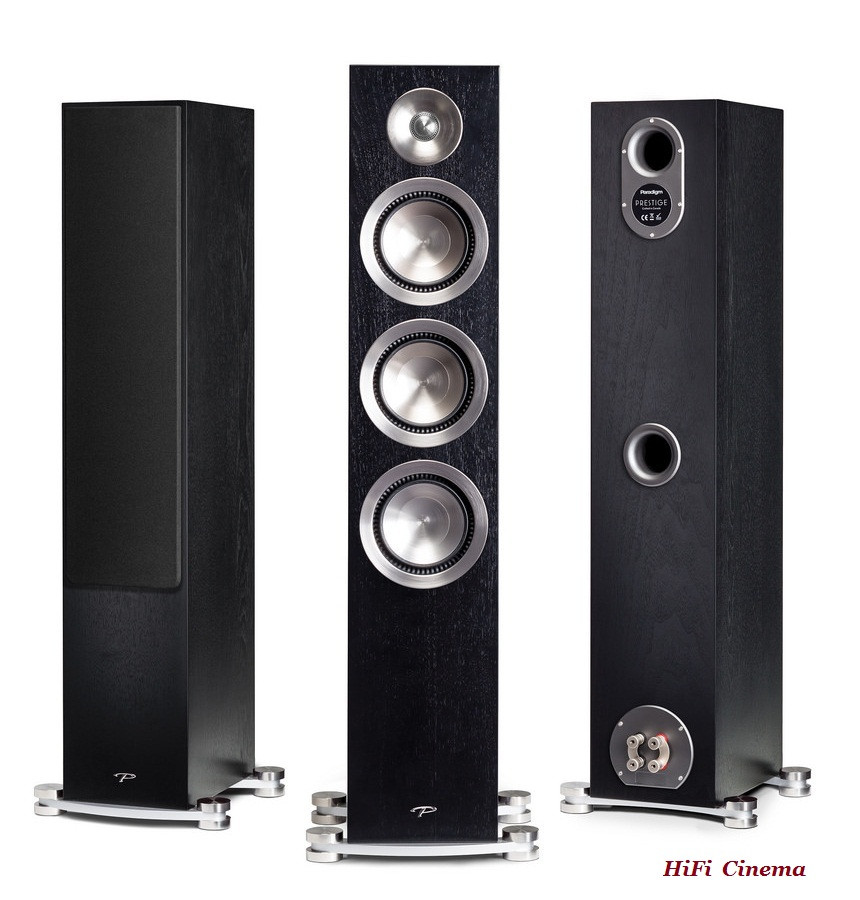 Акустическая система Paradigm Prestige 75F Floor-Standing HiFi LoudSpeaker, фото 1