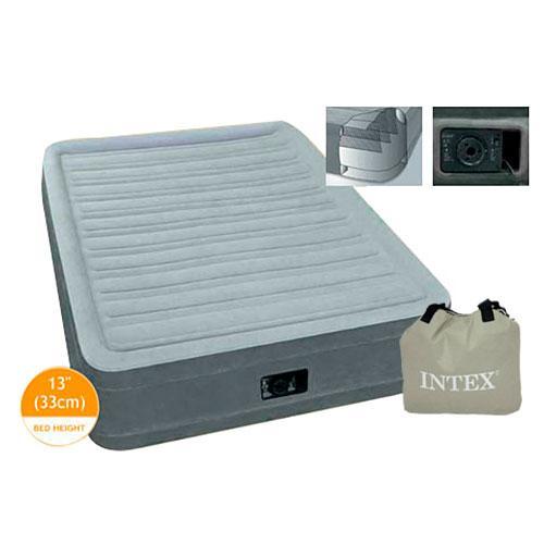 Надувной матрас-кровать BESTWAY 67766 со встроенным электронасосом