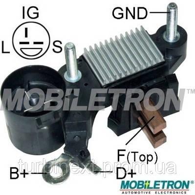 Регулятор напруги генератора GENERAL MOTORS 94167410, HITACHI L150-33155, ISUZU MOBILETRON VRH200029C