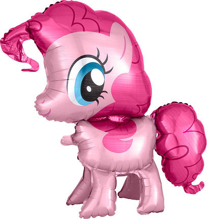 Ходячая / Стоячая фигура Пони Пинки Пай (Анаграм), фото 2