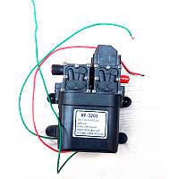Насос усиленный для аккумуляторных опрыскивателей (Riga AS-16, Беларусмаш, Искра, Белорус МТЗ, Витязь, Минск)