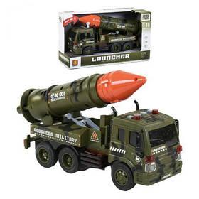 "Ракетная пусковая установка ""Armed Forces"", музыкальная  scs"