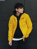 Ветровка мужская Staff yellow F