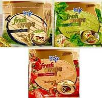 Упаковка Тортилья : Томат, Шпинат, Гриль 250 гр. х 4 шт. Dijo