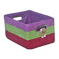 Корзина плетеная Handy Home, 37х25х20 см (HZ-915-1)