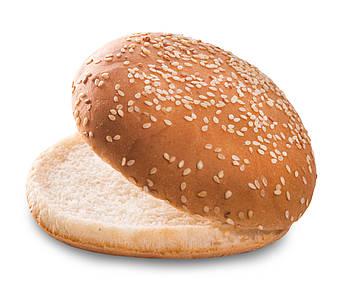 Булочка для Бургера с кунжутом 0,08 кг (30 шт)