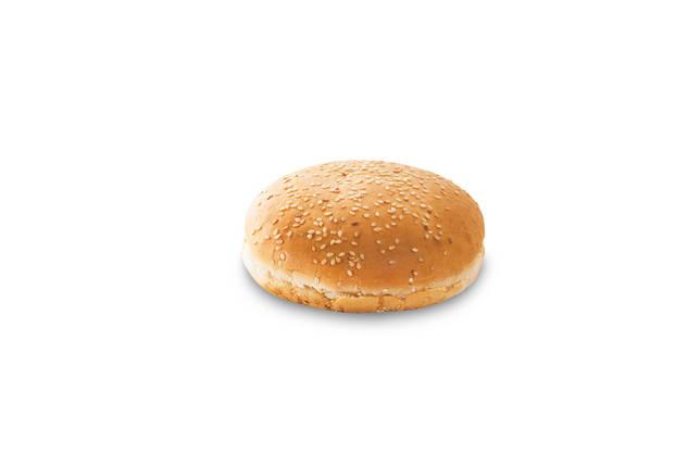Булочка для Бургера с кунжутом 0,08 кг (30 шт), фото 2