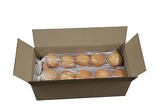 Булочка для Бургера з кунжутом 0,05 кг (35 шт), фото 3