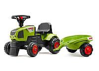 Детский трактор каталка BABY Claas Axos 310 FALK 1012B