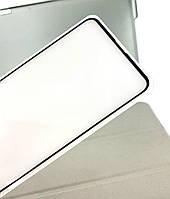 Huawei P Smart Pro защитное стекло на телефон противоударное 5D full glue Black черное