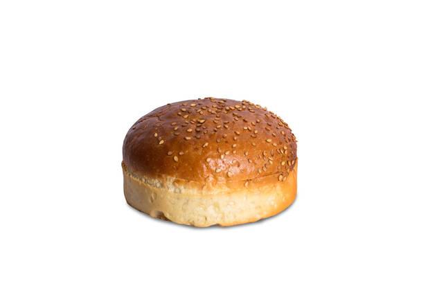 Булочка для гамбургера крафтовий 0,06 кг (36 шт), фото 2