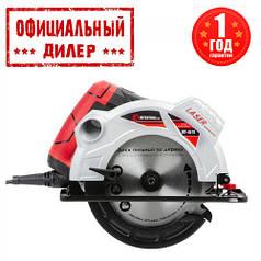 Пила дисковая INTERTOOL WT-0618 (1.5 кВт, 190 мм, 65 мм)