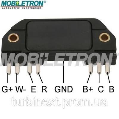 Коммутатор OPEL  ASTRA F, G, KADETT E, VECTRA A MOBILETRON IG-D1961HV