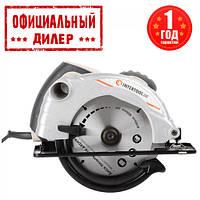 Пила дисковая INTERTOOL DT-0613 (1.3 кВт, 185 мм, 57 мм)