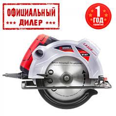 Пила дисковая INTERTOOL WT-0621 (1.8 кВт, 210 мм, 73 мм)
