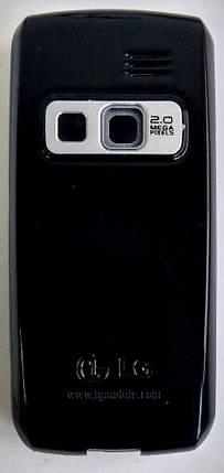 Корпус для LG KG300 Black, фото 2