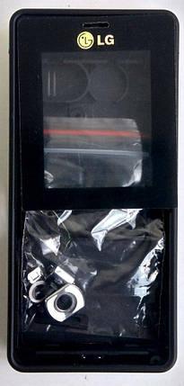Корпус для LG KG320 Black, фото 2