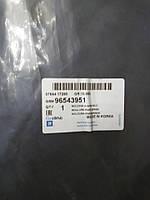 Уплотнитель лобового стекла Лачетти GM 96543951
