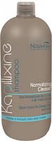 Шампунь для жирных волос с экстрактом крапивы Nouvelle Normalizing Сleanser Shampoo 1000 мл (без дозатора)