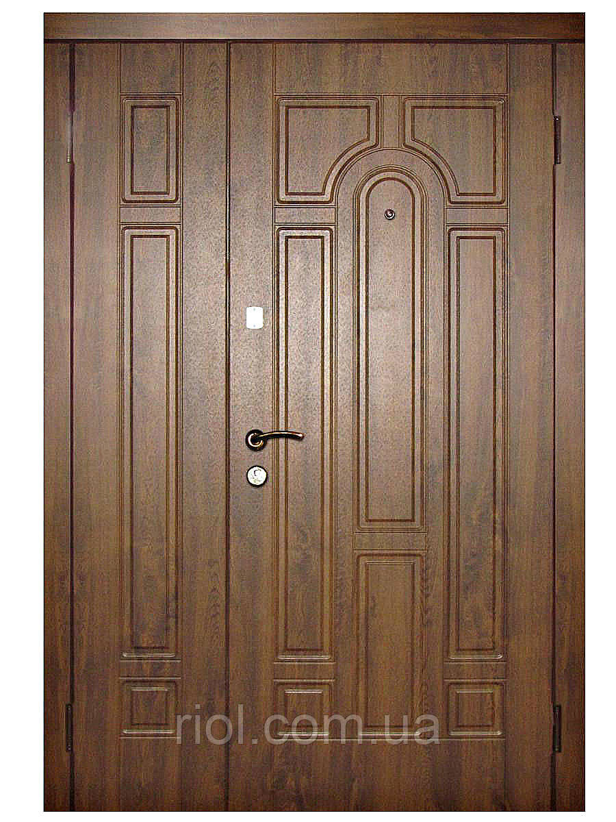 Двери входные 110 полуторные серии Классик ТМ Каскад