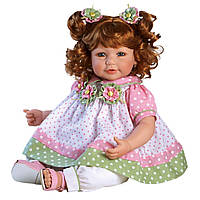 """Лялька реборн  Adora ToddlerTime Tutti Fruity 20"""" Адора """"Тутті Фрутті""""  51 см. (2020825) (B003GUDRK6)"""