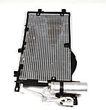 Радиатор кондиционера Opel Combo 2001- NRF 35531, фото 4