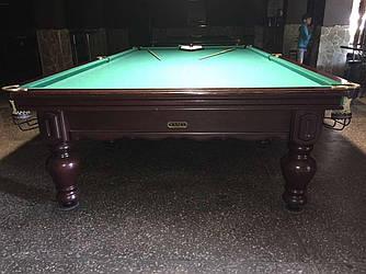 Бильярдный стол KALET 9 Ф б у