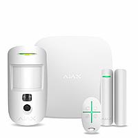 Стартовый набор Ajax StarterKit Cam (white)