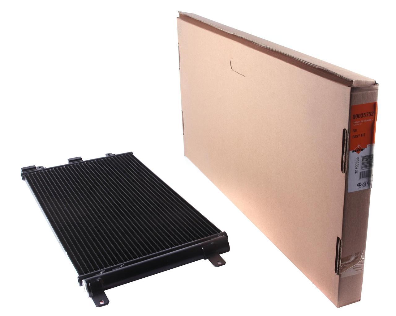 Радиатор кондиционера Fiat Doblo 1.4-1.6 2001- NRF 35752