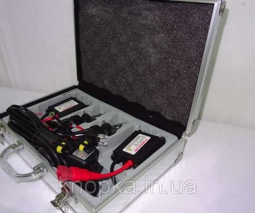 Комплект (Запчасти) 55W Би-ксенон Bosch H4 6000K_біксенон 55Вт