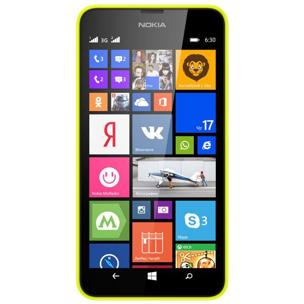 Виндовс Телефон Сенсорный Nokia Lumia 630 БЕЗ ПРЕДОПЛАТЫ