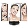 LED Зеркало с подсветкой для макияжа Superstar Magnifying Mirror Опт, фото 4