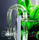 Стеклянная трубка перегиба на торец аквариума для аквариумной СО2 системы 7мм, фото 2