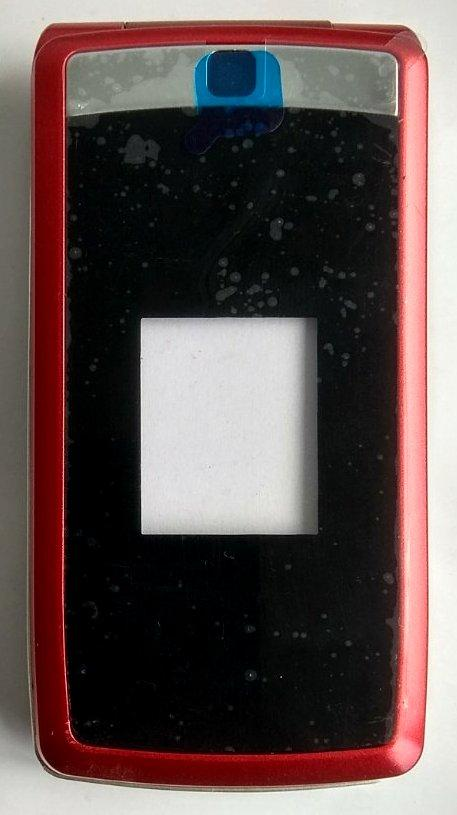 Корпус для LG KF300 Red