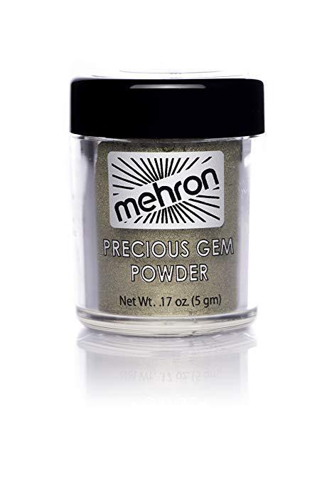 MEHRON Сияющие пигменты Celebré Precious Gems, Jade (Нефрит), 5 г