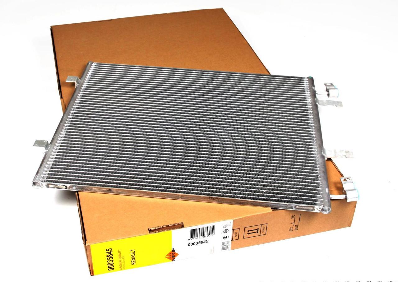Радиатор кондиционера Renault Trafic 2.0CDTI 2006- NRF 35845