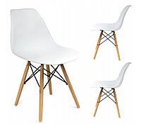 Кухонный стул MUF-ART 530x465x830 мм White