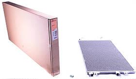 Радиатор кондиционера Renault Laguna II 1.6-3.0 2001- NRF 35760