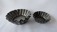Кекс металлический порционный малый (упаковка 10 шт.)