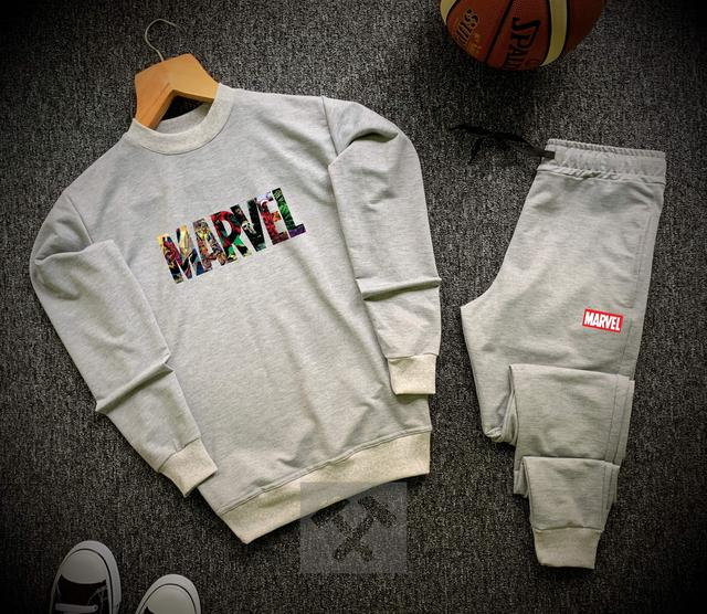 Мужской спортивный костюм Марвел фото