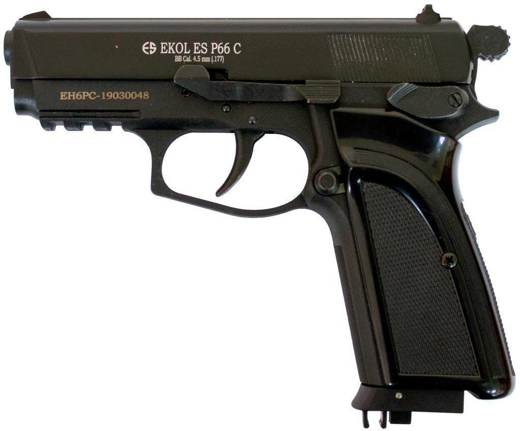 Пневматичний пістолет Voltran Ekol ES P66 C