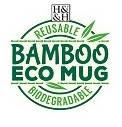 Кофейная кружка Единорог ToGoBecher 350ml Bambus EINHORN, фото 9
