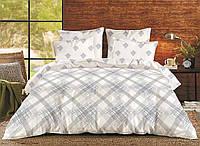 Комплект постельного белья ТЕП Antia бязь 210-200 см белый