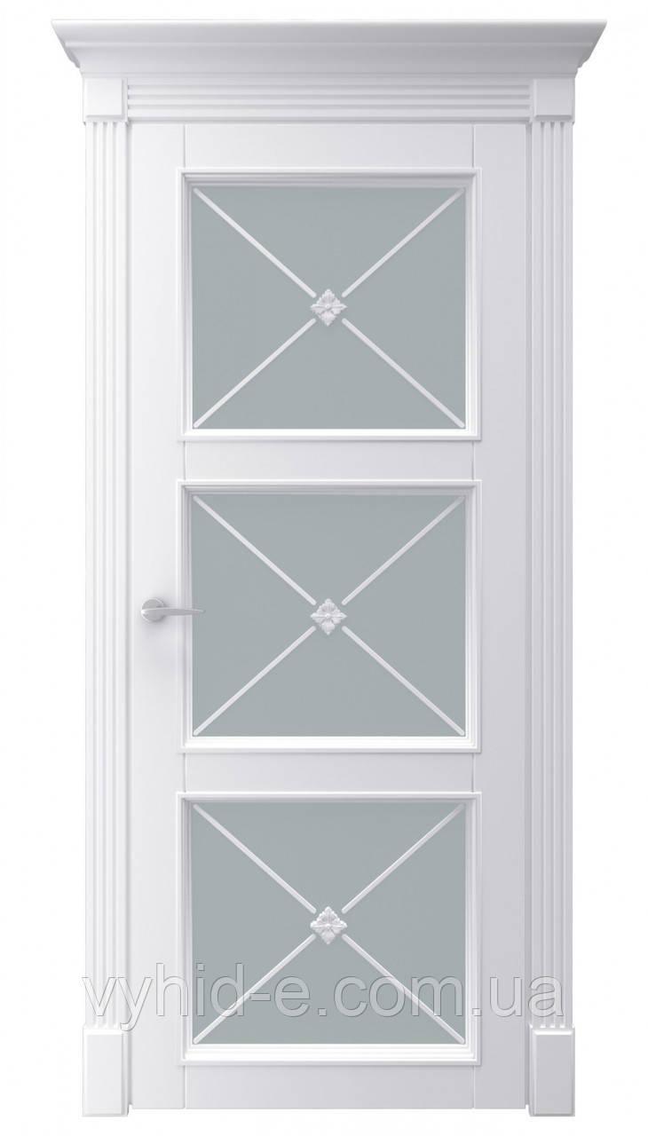 """Двери межкомнатные Рим Венециано ПОО (ТМ """"Ваши двери"""")"""