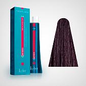 Крем-краска для волос Geneza 2N (2) очень темно-коричневый 100 мл Le Cher