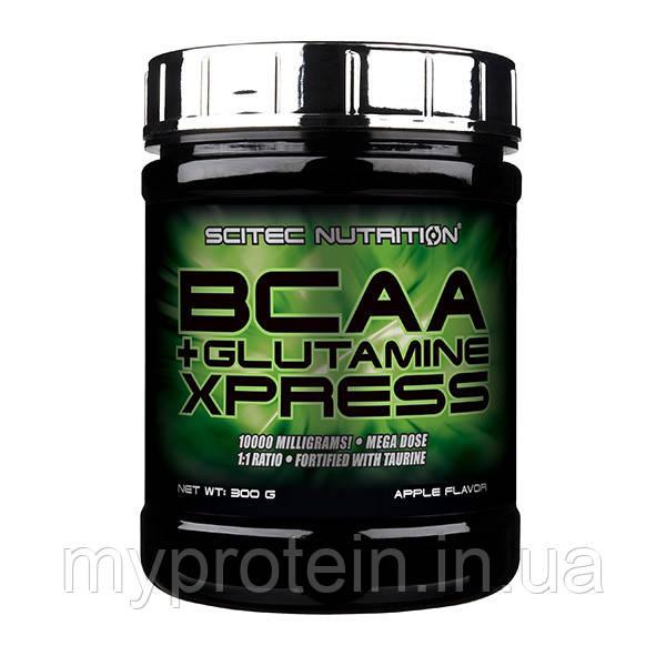Scitec Nutrition Бца глютамин BCAA + Glutamine Xpress (300 g )